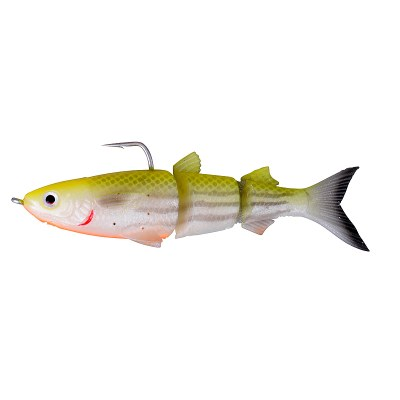Savage Gear 3D TPE Mullet Lemon