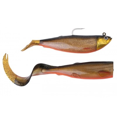 Savage Gear Cutbait Herring Kit Orange Gold