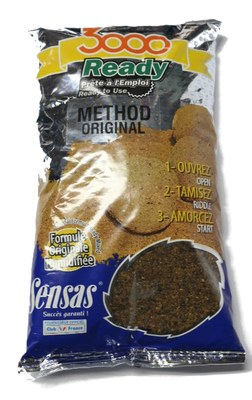 Sensas 3000 Originl Method Mix 1.25kg