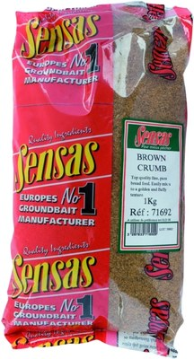 Sensas Brown Crumb 1kg