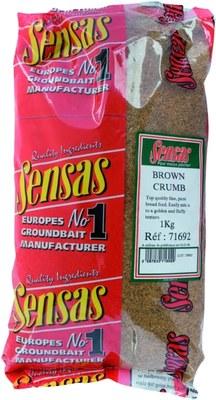 Sensas Brown Crumb 1kg