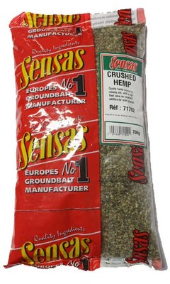 Sensas Crushed Hemp 700g