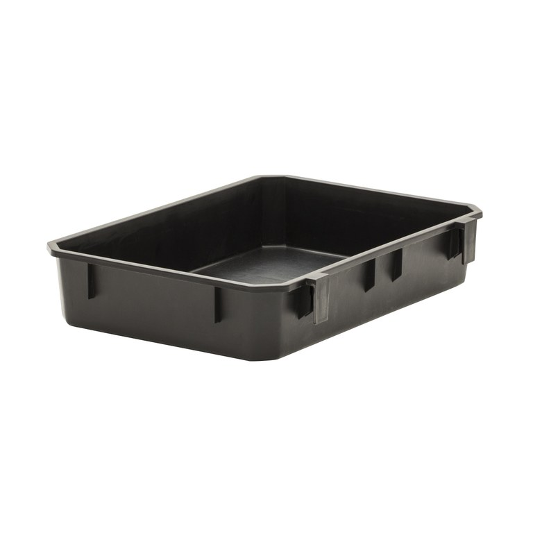 Shakespeare Seat Box Tray Black