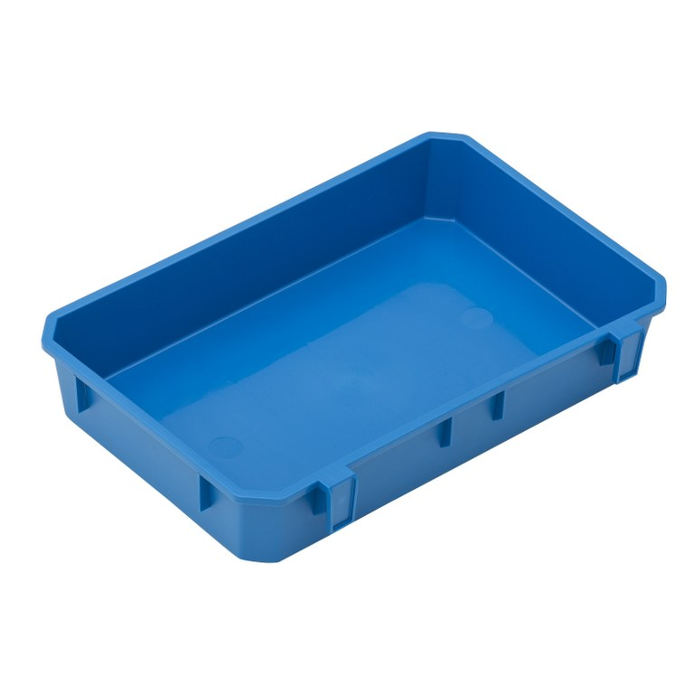 Shakespeare Seat Box Tray Blue