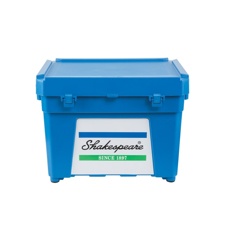 Shakespeare Seatbox Blue