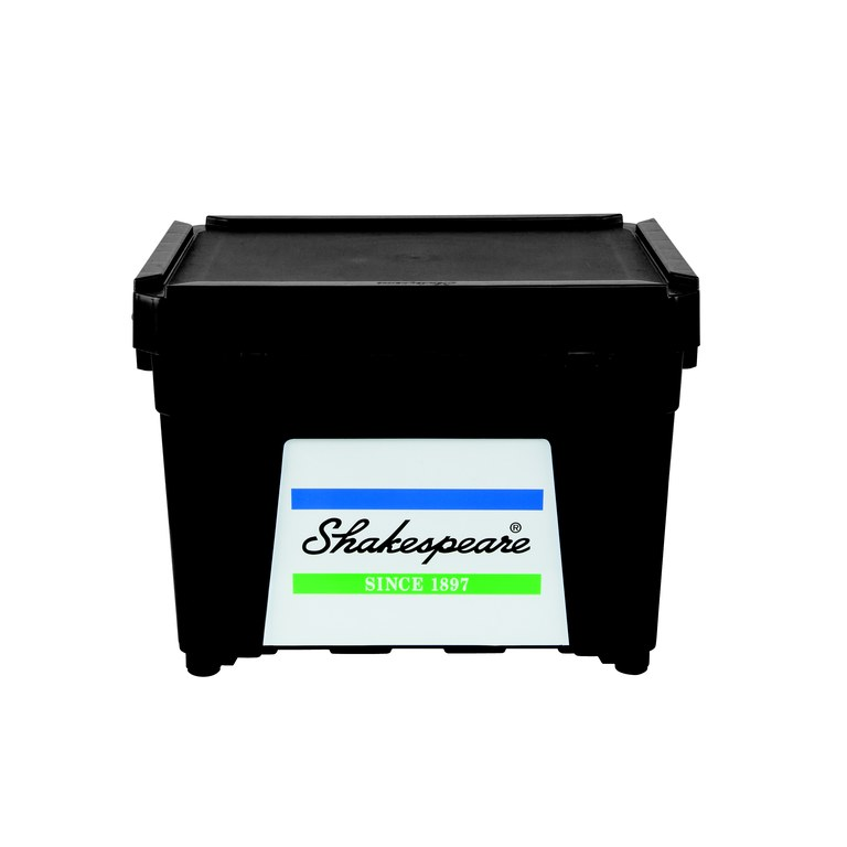 Shakespeare Seatbox Black