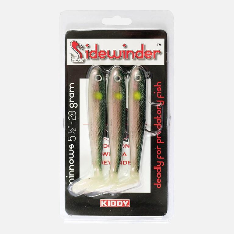 """Sidewinder Minnows 5.5"""""""