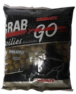 Starbaits Grab and Go Pineapple 14mm 500g