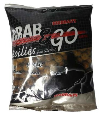 Starbaits Grab and Go Scopex 14mm 500g