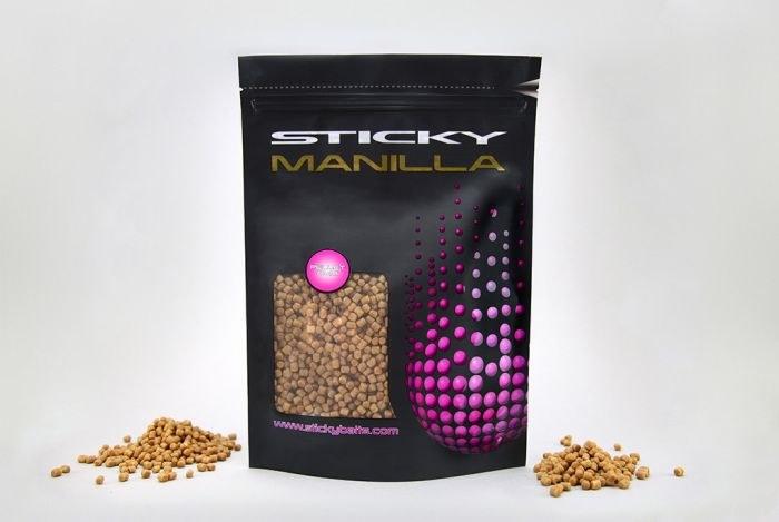 Sticky Baits Manilla Pellets 4mm 2.5kg