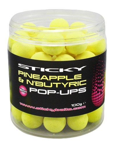 Sticky Baits Pineapple and N Butyric Pop Ups