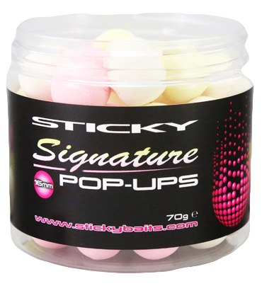 Sticky Baits Signature Pop-Ups 14mm