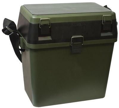 Tronixpro Seat Box Green