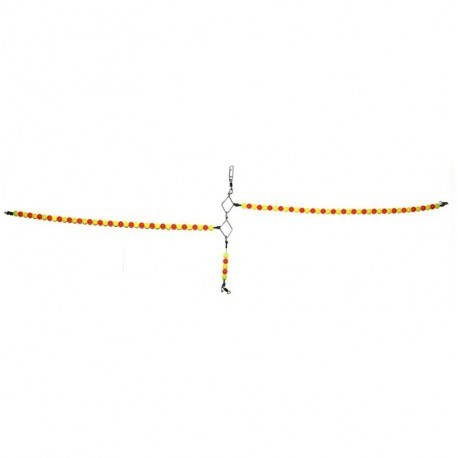 tronix spreader 5mm red and yellow