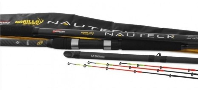 Tubertini Gorilla Nauteck 3.5m fishing rod