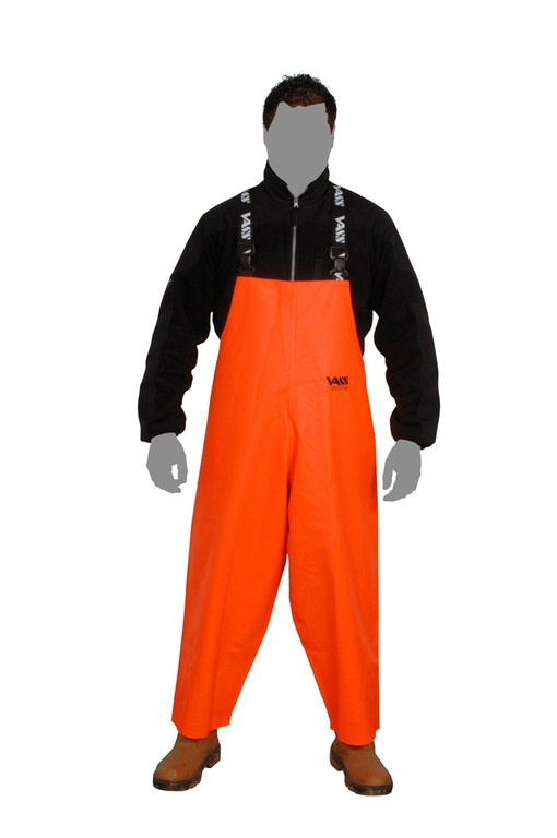Vass Extreme Waterproofs Commercial Oil Skins Bib and Brace