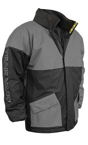 Vass Team 175 Winter Jacket Grey/Black