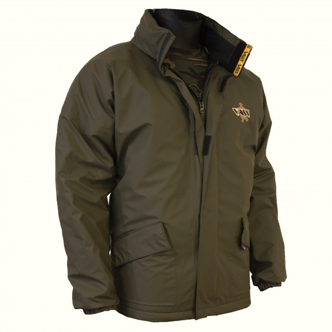 Vass Team 175 Winter Jacket Khaki Edition
