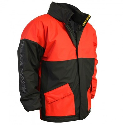 Vass Team 175 Winter Jacket Red/Black