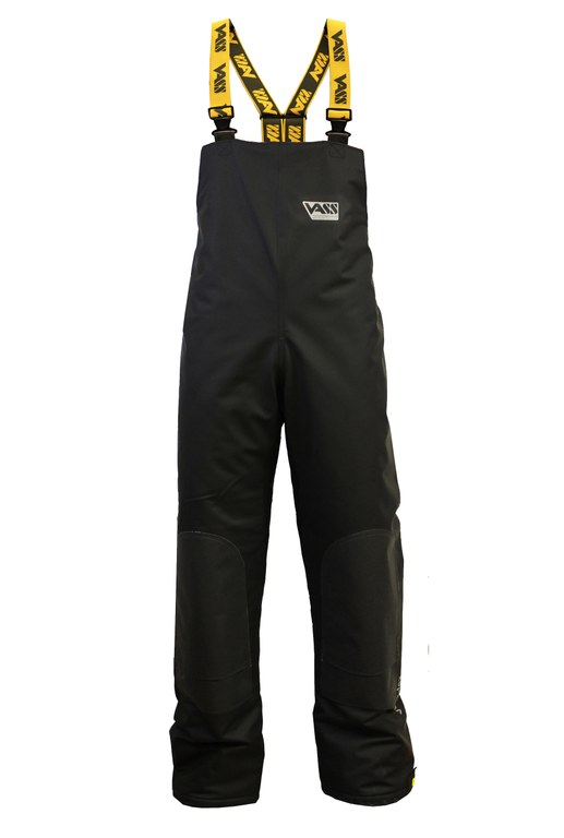 Vass Team 350 Winter Bib & Braces Black