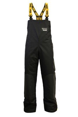 Vass Team 350 Winter Bib & Braces Black