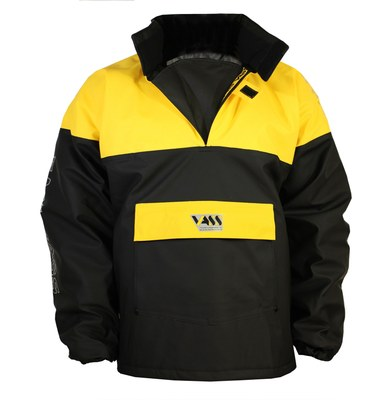 Vass Team 350 Winter Smock Yellow/Black