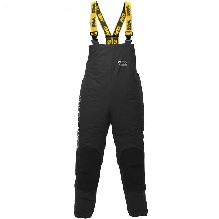 Vass Winter Vass Tex 175 Team Edition Charcoal Bib and Braces