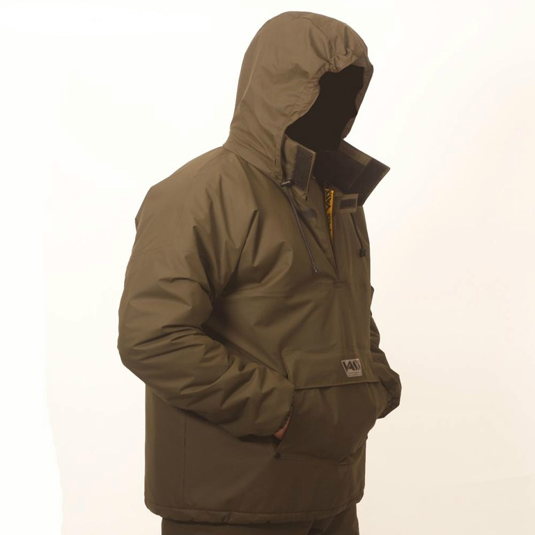 Vass Winter Vass Tex 175 Team Edition Khaki Smock 3