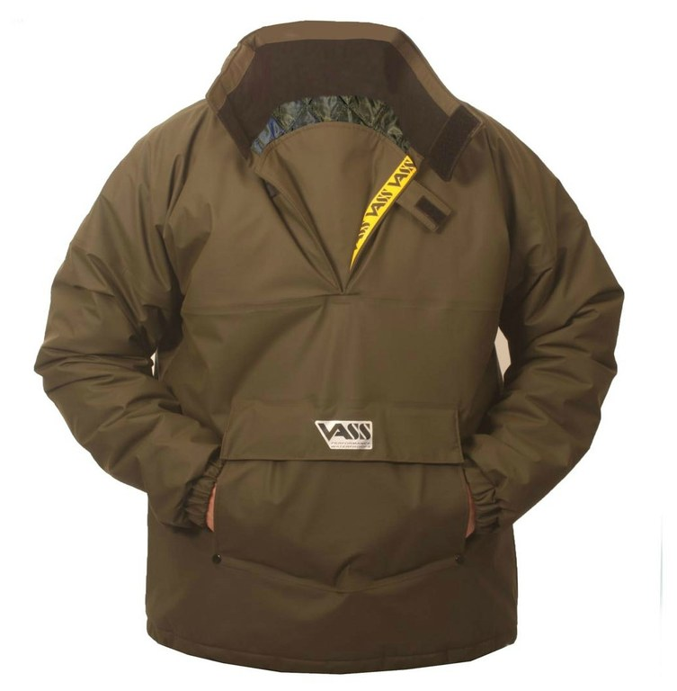 Vass Winter Vass Tex 175 Team Edition Khaki Smock