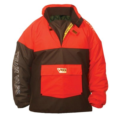 Vass Team Edition 175 Winter Red/Black Smock