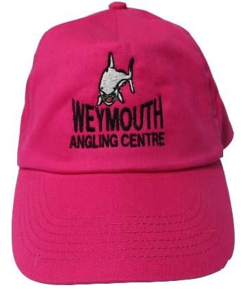 WAC Baseball Cap Pink