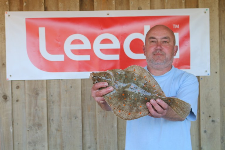 Longest Individual Fish a 45cm Plaice